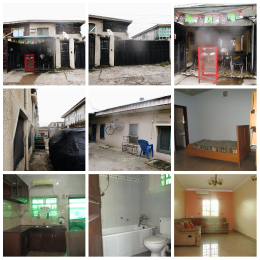 4 bedroom Semi Detached Duplex House for sale By the Immigration office Festac Amuwo Odofin Lagos