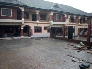 Semi Detached Duplex House for rent Upper Adetokun, Ologuneru area Eleyele Ibadan Oyo