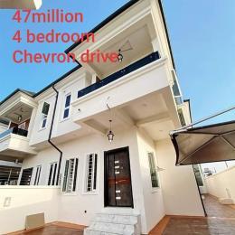 4 bedroom Detached Duplex House for sale drive chevron Lekki Lagos