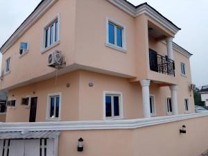4 bedroom Detached Duplex House for rent Around Fountain Spring Estate  Sangotedo Ajah Lagos