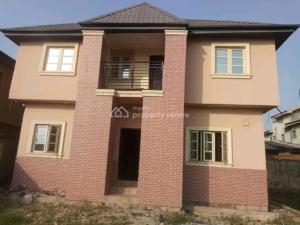 Detached Duplex House for sale .. Ago palace Okota Lagos