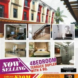 4 bedroom Terraced Duplex House for sale . Western Avenue Surulere Lagos