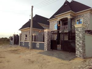 4 bedroom House for sale Post service housing estate Iba Ojo Lagos