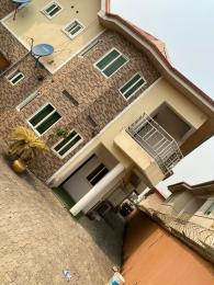 5 bedroom Semi Detached Duplex House for rent In an Estate on New Road before Chevron Igbo-efon Lekki Lagos