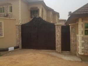 4 bedroom Detached Duplex House for sale Behind new Gabstar filling station, Tipper Garage bus stop Ologuneru. Ibadan Oyo