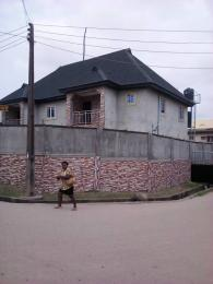 4 bedroom House for rent Oke-Afa Isolo Lagos