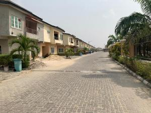 4 bedroom Terraced Duplex House for rent Hitech road Lekki Gardens estate Ajah Lagos