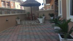 4 bedroom House for shortlet road 16 Ikota Lekki Lagos - 19
