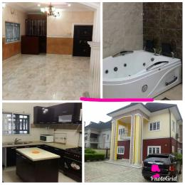 Detached Duplex House for sale Akpajo Link Road Trans Amadi Port Harcourt Rivers