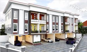 4 bedroom Terraced Duplex House for sale 4 Basheer Augusto Street, Off Eric Manue Street, Bode Thomas Surulere Lagos