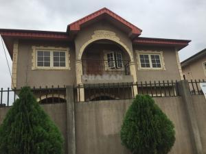 4 bedroom Semi Detached Duplex House for rent journalist estate Arepo Arepo Ogun