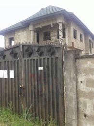 4 bedroom House for sale  Barrack Estate Ogudu-Orike Ogudu Lagos