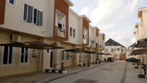 4 bedroom Terraced Duplex House for rent Fairview Estate off Orchid Road Lekki Phase 2 Lekki Lagos - 0