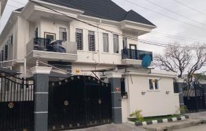 4 bedroom Semi Detached Duplex House for sale Conservation Road chevron Lekki Lagos