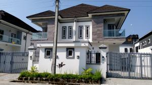 4 bedroom Semi Detached Duplex House for sale in an Estate after Jakande Traffic Light Lekki Jakande Lekki Lagos