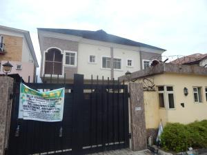 4 bedroom House for rent cornelious odinjo chevron Lekki Lagos - 2