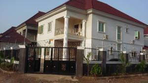 4 bedroom Detached Duplex House for sale Urban dwell estate along airport road, after Trademore estate Lugbe Abuja