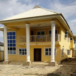 Detached Duplex House for sale Alagbaka G.R.A Akure Ondo