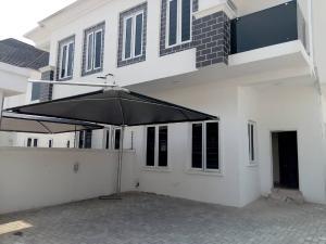4 bedroom Semi Detached Duplex House for sale Alternative Route chevron Lekki Lagos - 0