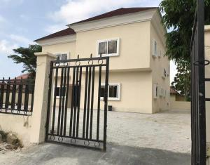 House for rent Crown Estate Sangotedo Lagos