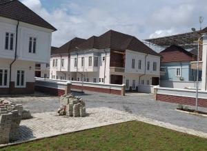 4 bedroom Semi Detached Duplex House for sale Creek Avenue Court Ikota Lekki Lagos