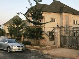 4 bedroom House for sale Life camp extension gwarimpa. Close to canaan estate. Life Camp Abuja