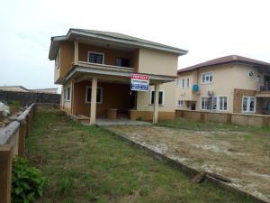 House for sale Bunena Vista Estate, Orchid Hotel Road Lagos - 1