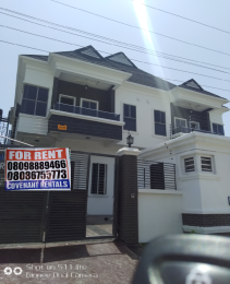 4 bedroom Detached Duplex House for rent Estate road Oral Estate Lekki Lagos