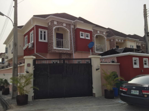 4 bedroom Semi Detached Duplex House for sale orchid road Ikota Lekki Lagos