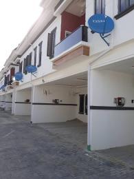 4 bedroom Terraced Duplex House for rent JEDMOON Garden Phase 3, Conservation Road Lekki 2nd toll gate. chevron Lekki Lagos