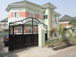 4 bedroom House for rent   Kukwuaba Abuja