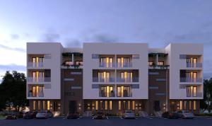 4 bedroom Massionette House for sale Amadasun Street Igbo-efon Lekki Lagos