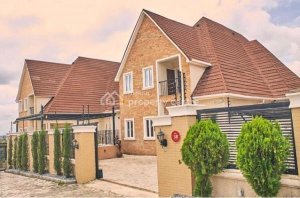 4 bedroom House for sale By Copa Cabana Estate   Wumba Abuja