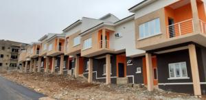 Terraced Duplex House for sale Lifecamp II Gwarinpa Abuja