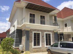 4 bedroom Semi Detached Duplex House for sale 4 bedroom semi detach duplex  Karmo Abuja