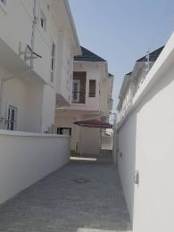 4 bedroom Semi Detached Duplex House for sale orchid road 2nd toll gate Lekki Lagos