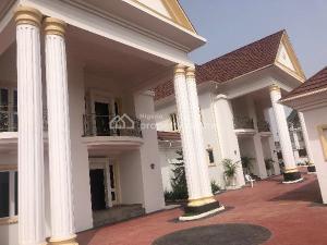 4 bedroom Semi Detached Duplex House for rent Guzape district Guzape Abuja