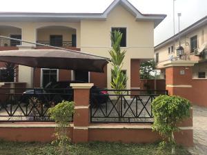 4 bedroom Semi Detached Duplex House for rent Crown Estate Crown Estate Ajah Lagos - 0