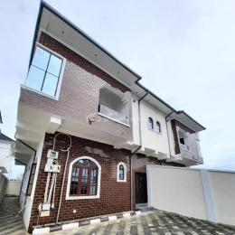 Semi Detached Duplex House for sale .... Ikota Lekki Lagos