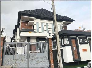 4 bedroom Semi Detached Duplex House for sale Ikota Villa Estate; Ikota Lekki Lagos