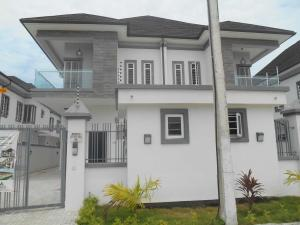 4 bedroom Semi Detached Duplex House for sale White Oaks  Ologolo Lekki Lagos - 0