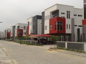 4 bedroom Semi Detached Duplex House for rent Lekki Osapa london Lekki Lagos - 1
