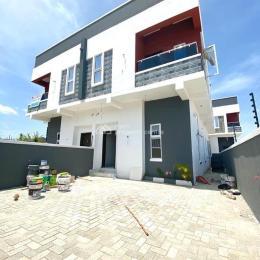Semi Detached Duplex House for sale - Ikota Lekki Lagos