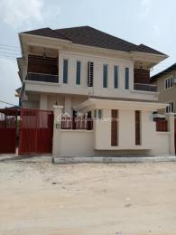 Semi Detached Duplex House for sale .. Ikota Lekki Lagos