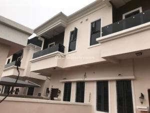 Semi Detached Duplex House for rent .... Lekki Phase 2 Lekki Lagos