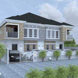 5 bedroom Semi Detached Duplex House for sale Chevron drive. Alternative Road Adjacent to Atlantic Mall chevron Lekki Lagos - 2