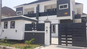 4 bedroom Semi Detached Duplex House for sale . Ologolo Lekki Lagos