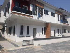 4 bedroom Semi Detached Duplex House for sale ... chevron Lekki Lagos - 0