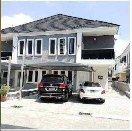 4 bedroom Detached Duplex House for sale Orchid Hotel Road; By Toll Gate chevron Lekki Lagos - 0