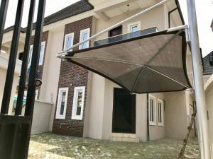 4 bedroom House for rent Lafiaji chevron Lekki Lagos - 17
